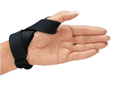 Comfort Cool Thumb Abductor Strap