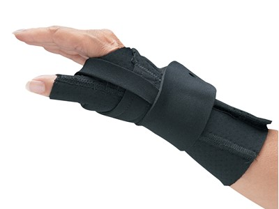 Comfort Cool Wrist and CMC Splints