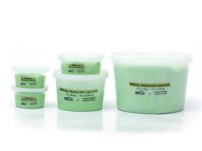 Medium Soft Light Green Putty(hårdhed 4/8)