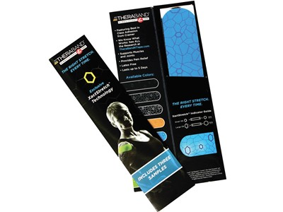 TheraBand Kinesiology Strips 25.4cm