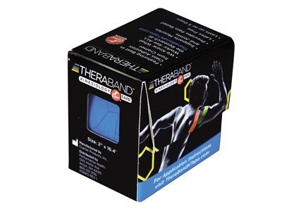 TheraBand Kinesiology Tape 5m rulle
