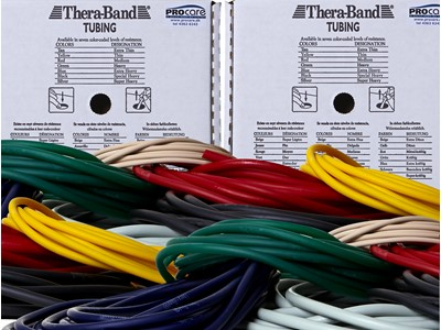 TheraBand Tubing 7,5 m rulle