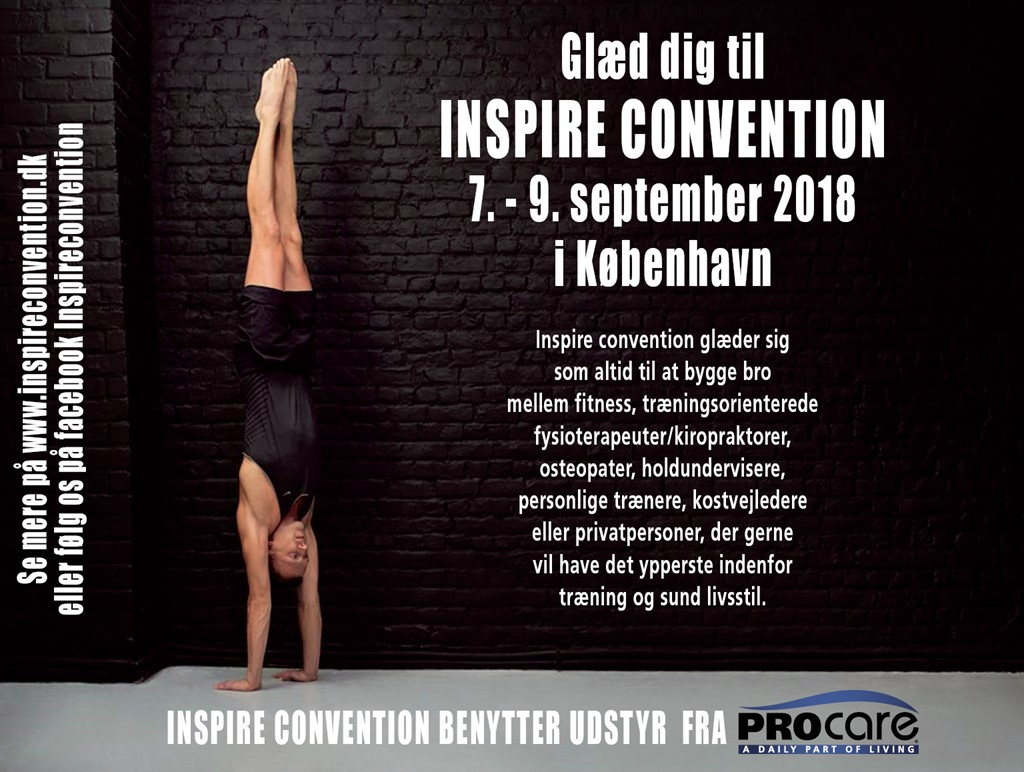 Inspire Convention 2018