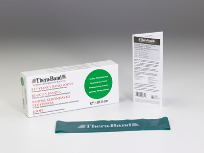 Thera-Band Loops 7,5-30,5 cm Grøn