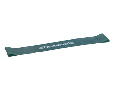 Thera-Band Loops 7,5-45,5 cm Grøn