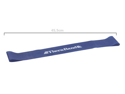 Thera-Band Loops 7,5-45,5 cm Blå