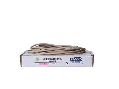 Thera-Band Tubing 7,5m Beige