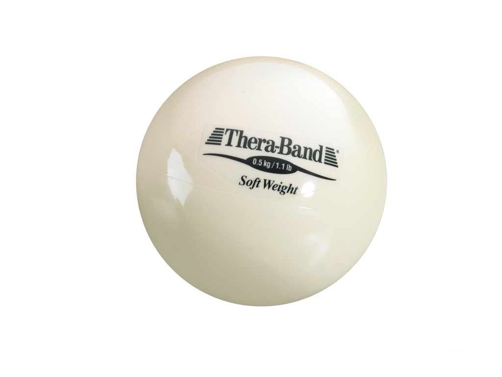 Thera-Band SoftWeight 0,5 KG Beige