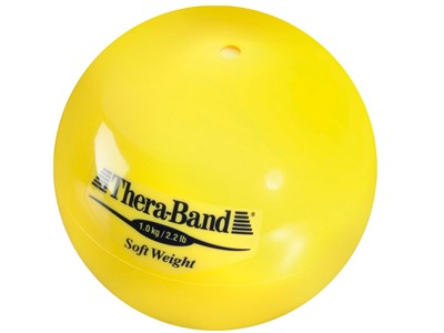 Thera-Band SoftWeight 1,0 KG Gul
