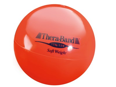 Thera-Band SoftWeight 1,5 KG Rød