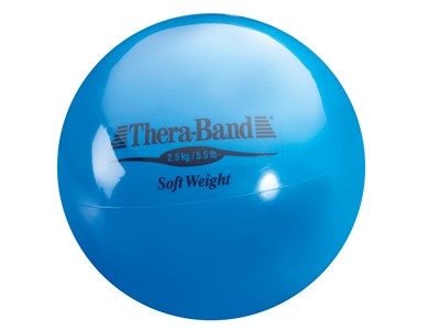 Thera-Band SoftWeight 2,5 KG Blå