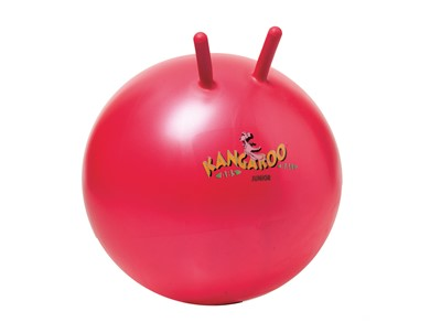 TOGU Kangaroo Ball ABS Junior 45 cm rød