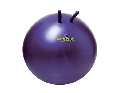 TOGU Kangaroo Ball ABS Junior 45 cm lilla