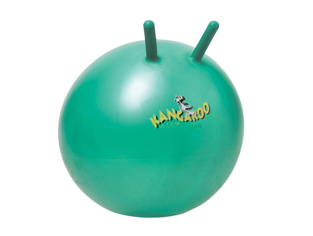 TOGU Kangaroo Ball ABS Junior 45cm turkis