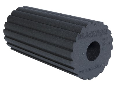 Blackroll Flow Standard 30x15cm sort UDG