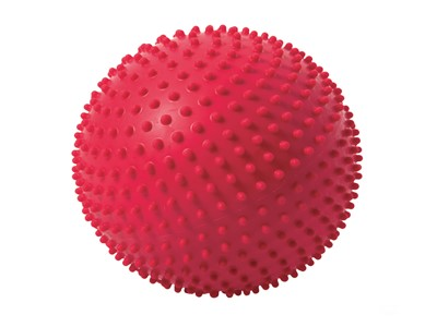 TOGU Knobbly catch trainingball 22cm rød