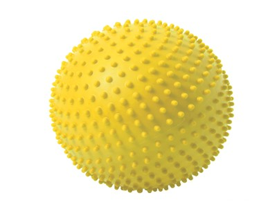TOGU Knobbly catch trainingball 22cm gul