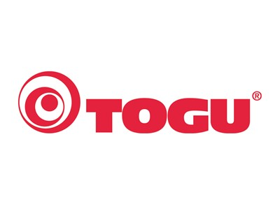 TOGU Actiroll Rumble 53 x 26 cm sort