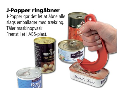 J-Popper ring dåseåbner