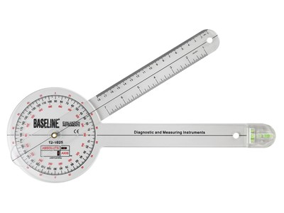 Baseline Axis Goniometer 360 gr 30 cm