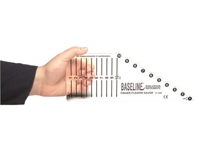 Baseline Finger Motion Gauge