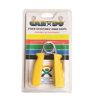 Hand Grips X-light (2) 1,4 kg gul