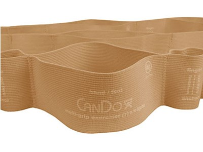 CanDo Multi-Grip Exerciser 1,8m Tan