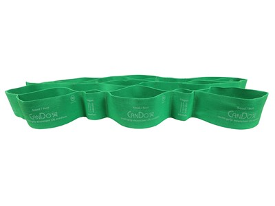 CanDo Multi-Grip Exerciser 1,8m Green