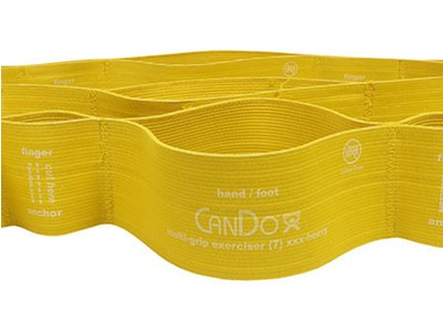 CanDo Multi-Grip Exerciser 1,8m Gold