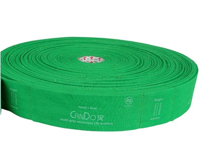 CanDo Multi-Grip Exerciser 27,4m Green