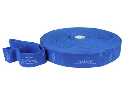 CanDo Multi-Grip Exerciser 27,4m Blue