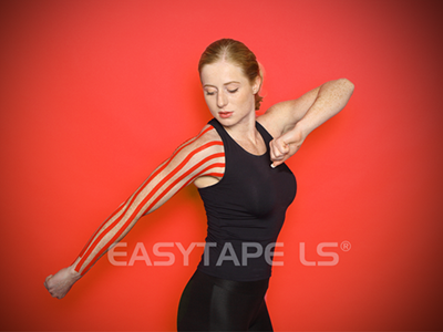 Easytape LS 1,25cm x 4,5 m Red (4)