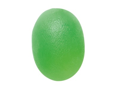 CanDo Hand Exercise Ball XL Green (4:6)