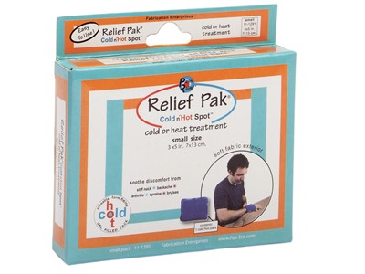 Relief Pak HOT/COLD 7,6x12,7cm - Small