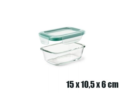 OXO Good Grips Glas opbevaringsb. 3,8 dl