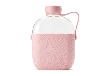HIP Flaske 650 ml - Blush Pink