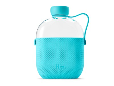 HIP Flaske 650 ml - Ocean Blue