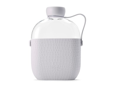 HIP Flaske 650 ml - Cloud Grey