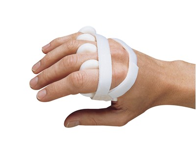 Ulnar Deviation Splint DR