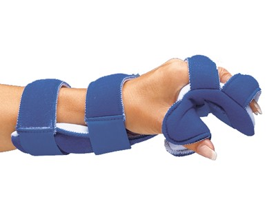 Air-Soft Resting Hand LM