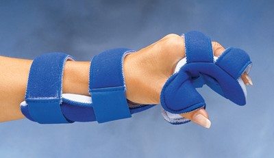 Air-Soft Resting Hand LL