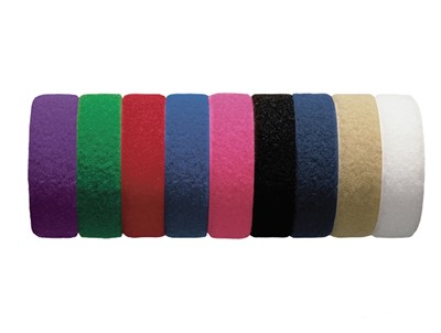 "Velcro Loop Black 2""x10 yd"