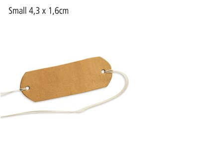 Finger Slings leather 4,3 x 1,6cm (10)