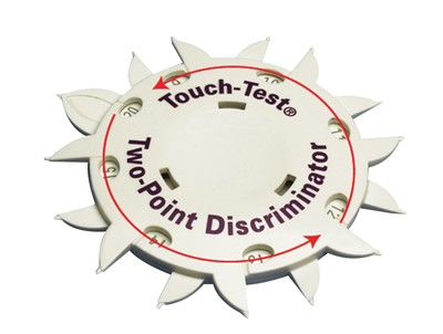 Touch Test Two Point Disc.