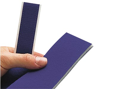"Velfoam2 SplintStrap Blue 2"" (10)"