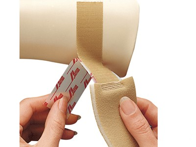 "Velfoam2 SplintStrap Beige 2"" (10)"
