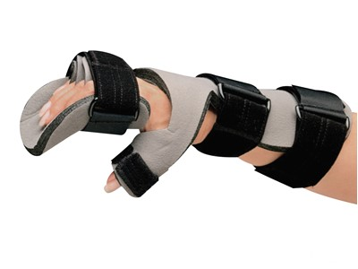 Dorsal Anti-Spast. Splint LL