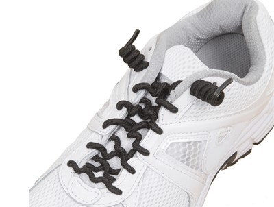 Coilers Shoelaces BLACK