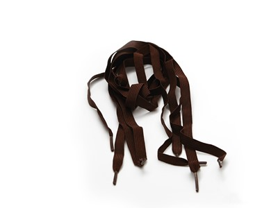 Deluxe Elastic laces Brown (2 par) 94cm