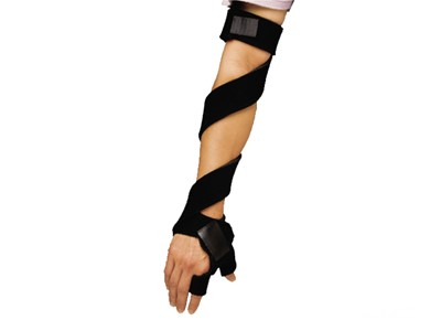 Spiral Arm Splint Medium R